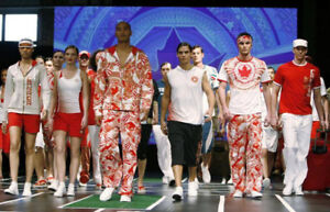 Team Canada Olympic Pant Limited Edition 2008 Beijing