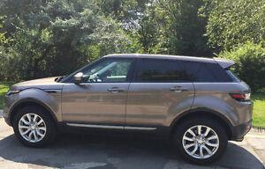 2016 Land Rover Range Rover Evoque SE SUV, Crossover