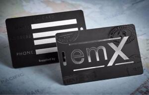 Custom Printed PVC Plastic Gift Cards, Spa Cards, Membership Loyalty Cards, Restaurant Gift Cards at BEST prices.