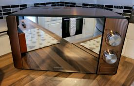 Toaster kettle microwave
