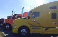 AZ DRIVERS TO RUN USA WITH NEW PETERBILTS