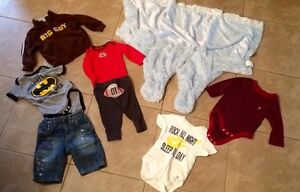 Infant boy lot