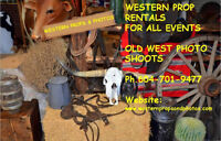 Western Props & Photos (Serving ALL Events) Fraser Valley