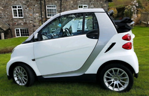 2014 Smart fortwo electric cabriolet+23,500kms+mint condition