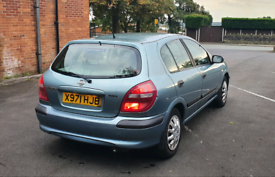 £500 Cheap Reliable Car