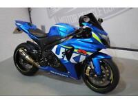 2015 SUZUKI GSXR1000 MOTO GP, IMMACULATE CONDITION, £8,400 OR FLEXIBLE FINANCE