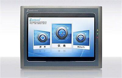 10.2 Hmi Touch Screen Ak-102as Samkoon Touch Panel Original New