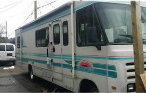 5-RVs/ trailers 5th wheels/ trailers all for $9500