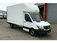 2017 Mercedes-Benz Sprinter 314 Chassis Long Luton Diesel Manual