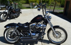 HARLEY DAVIDSON SPORTSER FOR SALE