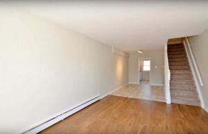 FULLY RENOVATED 3 BED 1.5 BATH END UNIT TOWN! MAINTENANCE FREE!