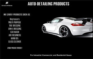 Auto-Detailing Products Serving the GTA!