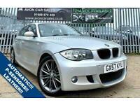 2008 BMW 1 Series 2.0L 120D M SPORT 5d AUTOMATIC 175 BHP - LEATHER! PARKING SENS