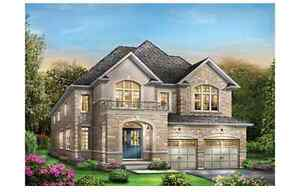 Brand new house for sale in brampton 50' front!!!