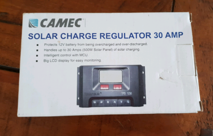 Camec Solar Regulator 30 Amp Petrie Pine Rivers Area Preview