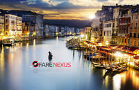 Cheapest Flights to Europe - Compare & Confirm an Online Ticket