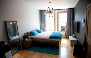 6.5 logement à louer avec electro