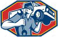 C and S automotive looking for an apprentice/licensed mechanic