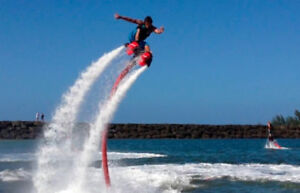 WATERSPORT RENTALS IN GRAND BEND - JETSKI, JETPACK, BOATS, &MORE