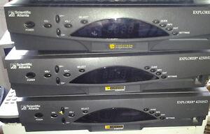 VIDEOTRON. PLUSIEURS Recepteur Receiver Decodeur 4250 hd -