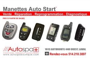 MANETTE CLIFFORD AUTO START AS DIREKT START DSE 514.210.3897