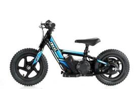 REVVI 12 Electric Off Road Balance Bikes Multiple Colours