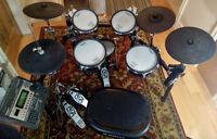 Roland TD-12KX electronic drum set / batterie électronique