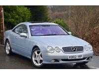 Mercedes-Benz CL500 2002 V8 COUPE
