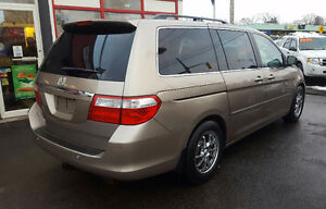 2007 Honda Odyssey Touring Minivan, Van 2 YR WAR Cambridge Kitchener Area image 5