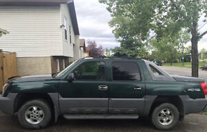 CHEVROLET AVALANCHE*PICKUP TRUCK*FULLY LOADED*LEATHER*SUNROOF*MI