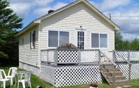 Cozy 2 Bedroom Cottage For Rent In Beautiful Caissie Cape, NB