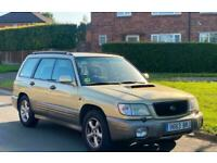 LHD Subaru Forrester 2.0 Turbo s Automatic..4x4..Spacious MPV.Spanish registered