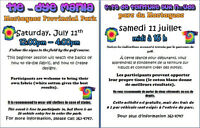 Beginner Tie Dye Mania - Mactaquac Park - Sat. July 11th 12-4pm