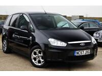 FORD C-MAX 1.6 STYLE 5D 100 BHP **CHEAP PART EX TO CLEAR** SERVICE HISTORY