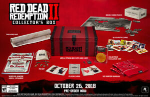 Red Dead Redemption 2 - Collector's Box