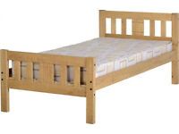 Wanted. Single Bed with Mattress WANTED!