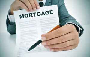 ** PRIVATE MORTGAGES! I GET THEM DONE! **