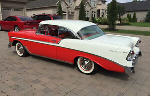 1956 Chevrolet Belair Sports Coupe