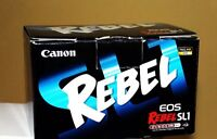**BRAND NEW IN BOX Canon SL1 DSLR Camera with 18-55mm lens **