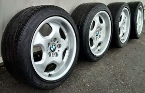 "BMW E36 M3 17"" Contour Wheels"