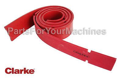 Oem Squeegee Blade Kit Clarke Focus Boost Rider Scrubber 3073l2 30774l