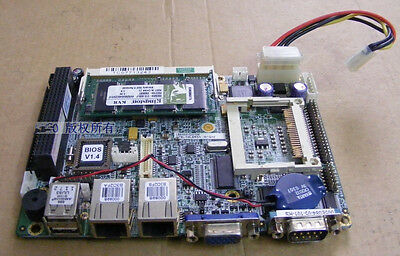1Pc Used Weida Ipc 3 5 Motherboard Wafer 8522 Rev 1 0