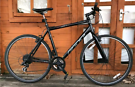 "Felt QX 60 hybrid bike. 23"" 58cm XL Frame size 700cc Wheels. Working"