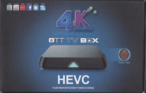 M8S Android box with Updated Kodi installed&Includes I8 romote