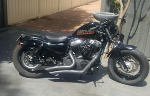 Harley Davidson 48 2015 5183km $ 12750