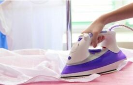 Ironing assistant required