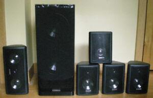 Nouveau système de haut-parleurs pour le cinéma à domicile