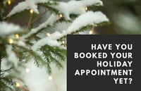 Hairstylist available - BOOK NOW!