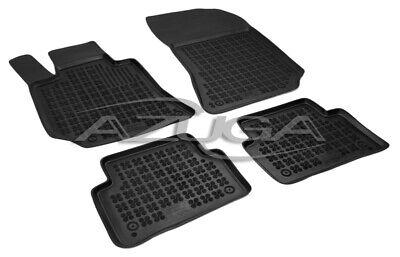 3D Gummi-Fußmatten für Mercedes CLS (C218/X218) ab 2011 Gummimatten Automatten