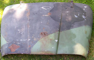 Engine Hood For M38A1 Military Jeep